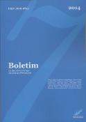 Boletim da AGLP nº 7 - 2014