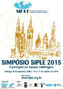 Simpósio SIPLE 2015: O português em espaços multilingues (Santiago de Compostela, Galiza - 16 e 17 de outubro de 2015)