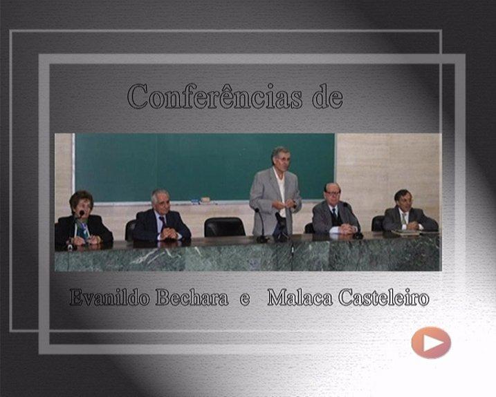 Capa do DVD das Conferências