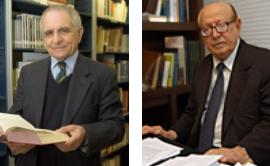 João Malaca e Evanildo Bechara