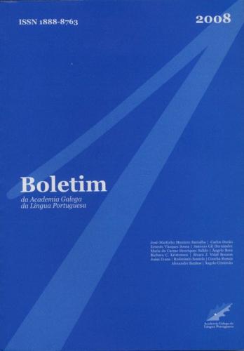 Capa do número 1 do Boletim da AGLP
