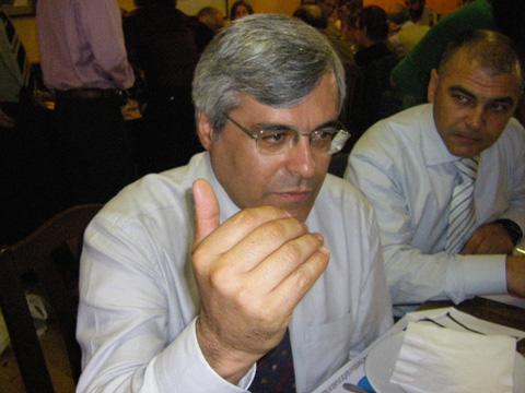 Carlos Reis, reitor da Universidade Aberta de Lisboa