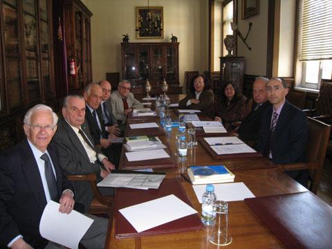 Academia Galega na Academia das Ciências de Lisboa