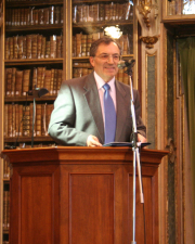 Presidente da AGLP Prof. Montero Santalha