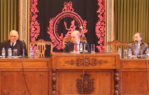 Presidência da Sessão Interacadémica