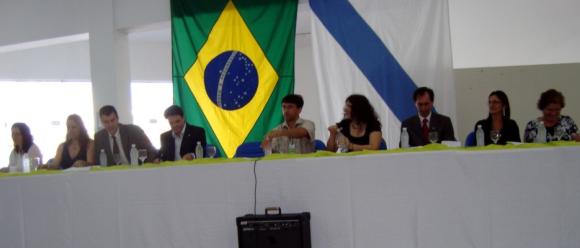 Lançamento oficial do Instituto Cultural Brasil Galiza
