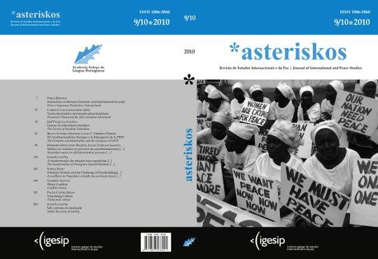 "Capa dos números 9-10 de ""*asteriskos"""