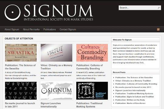 Signum: International Society for Mark Studies