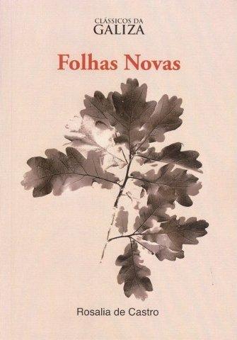 Rosália de Castro: Folhas Novas